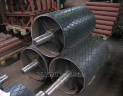 Барабаны конвейерные натяжные и приводные