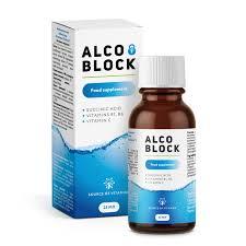 Средство от алкоголизма AlcoBlock АлкоБлок