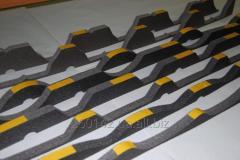 Уплотнитель для профнастила, металлочерепицы ( под