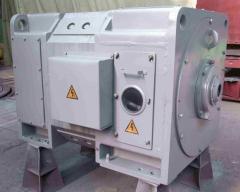 Электродвигатели постоянного тока типа П2ПМ