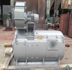 Электродвигатели постоянного тока серии МПЭ