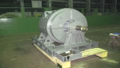 Электродвигатели постоянного тока серии ДП 74/37-6