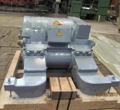 Электродвигатели постоянного тока тяговые типа ДТ-350/1500-3