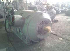 Электродвигатели асинхронные взрывобезопасные с короткозамкнутым ротором серии «Украина» и серии 2МА36 6,7 габаритов