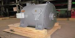Асинхронные электродвигатели с короткозамкнутым ротором типа АКНЧ-4