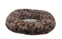 Подушка-кольцо от пролежней 17х40 см. тк.Голд