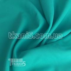 Ткань Габардин мята (УЦЕНКА)