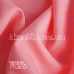 Ткань Габардин розовый (УЦЕНКА)