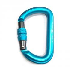 Карабин First Ascent 7011 Twist B (blue)
