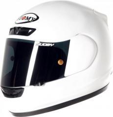 Комфортный шлем CASCO SY APEX PLAIN WHITE размер XL