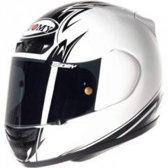 Лучший фирменный шлем Suomy CASCO SY APEX 60'S LEGEND WHITE