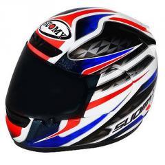 Стильный итальянский шлем SUOMY CASCO SY APEX FRANCE XS