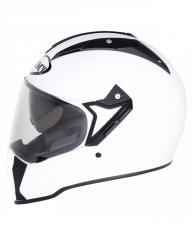 Универсальный первоклассный шлем SUOMY CASCO MX TOURER PLAIN WHITE s