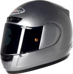 Качественный фирменный шлем CASCO SUOMY APEX MONO ANTHRACITE XL