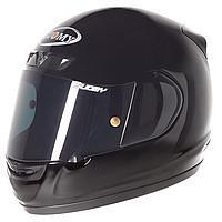 Легкий комфортный шлем CASCO SY APEX PLAIN BLACK XL
