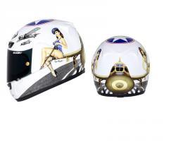 Стильный итальянский шлем CASCO SY APEX LA COCCA 2XL