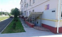 Коммерческое  помещение в селе Петропавловском.
