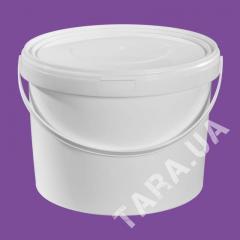Ведро пластиковое круглое SP15.0 л