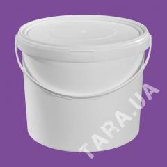 Ведро пластиковое круглое SP18.0л