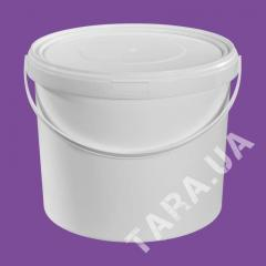 Ведро пластиковое круглое SP20.0л