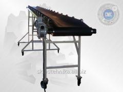 Желобчатые конвейеры (для перемещения мешков)