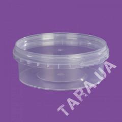 Стакан круглый пластиковый LP120 мл