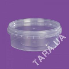 Стакан круглый пластиковый VP150 мл