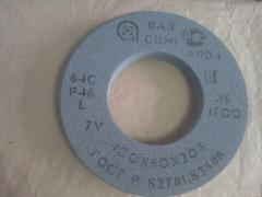Круг шліфувальний 64С 400х40х203 25-40СМ
