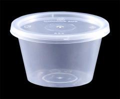 Стакан круглый пластиковый VP80 мл