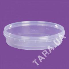 Судок круглый пластиковый AP300 мл