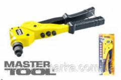 MasterTool Пистолет для заклепок поворотный ПРОФИ, Арт.: 21-0702