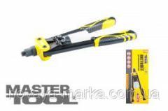 MasterTool Пистолет для заклепок двуручный ПРОФИ, CrMo 330 мм , Арт.: 21-0711