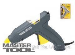 MasterTool Пистолет клеевой Ø 11,2 мм 200 Вт 15-18 г/мин
