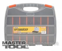 MasterTool Органайзер 21 секция 380*310*60мм, Арт.: 79-3127