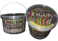 Set for Figur molds for all family or hands of
