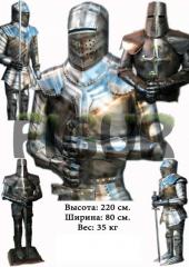The knight the Iron Knight for the Production of