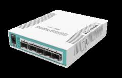 Коммутатор сетевой Mikrotik CRS106-1C-5S
