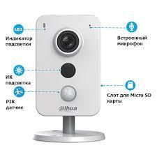 IP камера Dahua DH-IPC-K35P