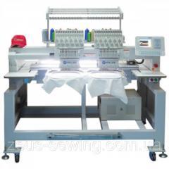 2-х головочная 12-игольная Вышивальная автоматическая машина Velles VE 1202LHS-CAP