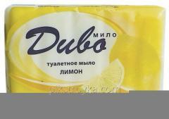 Мыло Диво 5*70г Лимон 1/49