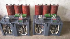 Контактор высоковольтный вакуумный КВТ 10-400-4У2