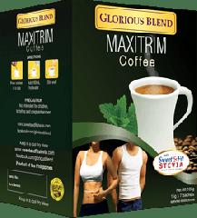 Зеленый кофе для похудения Maxitrim Coffee Макситрим Кофи