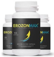 Капсулы для повышения потенции Erozon Max (Эрозон Макс)