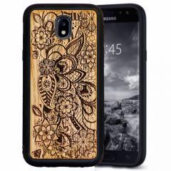 Панель из натурального дерева для Samsung Galaxy