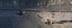 Crushed stone granite, crushed stone elimination