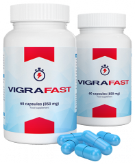 Капсулы для повышения потенции VigraFast (ВиргаФаст)