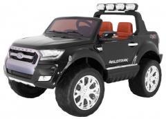Детский электромобиль Ford Ranger 650 лак черный