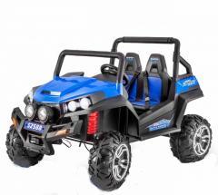 Детский электромобиль Buggy S2588 синий