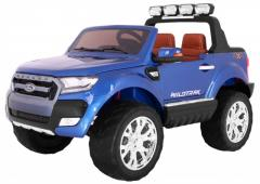 Детский электромобиль Ford Ranger 650 лак синий