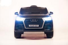 Детский электромобиль Audi Q7 2188 лак черный